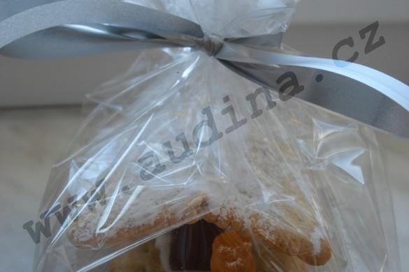 domek z bebe sušenek
