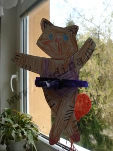 kočka baletka